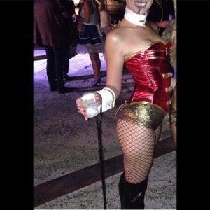 Ringleader sexy Halloween costume